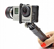 GYgimbal Handheld Stabilizer 2-axis for GoPro