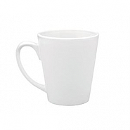 Latte Mug 12oz White (12)