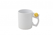 Mug 11oz, Smile Handle (12)