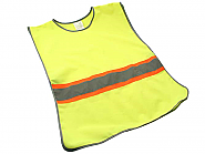 Fluo Savety Vest Junior (6)