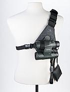 Cotton Carrier Skout Sling style Harness Bino Grey