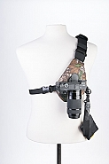 Cotton Carrier Skout Sling style Harness Camouflage