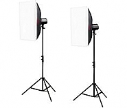 Godox Mini Pioneer Softbox Duo Kit 160 watt