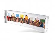 Adventa Acrylic Block 10x28cm