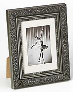 Barock portrait frame, 40x50, grey