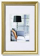 Lounge frame 10x15 cm, gold