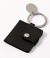 key holder Secret, black,  2 x 3,5x4,5 cm (6)