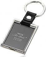 Key holder Deluxe, black 3,5x4,5 cm (6)