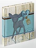 Baby album Dinky 28 x 30,5  blue