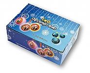 Led Christmas Balls kit 6pcs