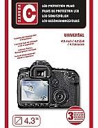 """Caruba LCD Cover Universeel 4.3"""""""