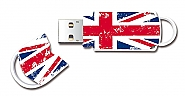 Integral 8GB Xpression USB Flash Drive Union Jack