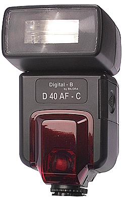 Bilora Digital-B TTL-Flash Nikon D 40 AF-N