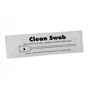 Cleaning swabs for Thermal print head 10 st
