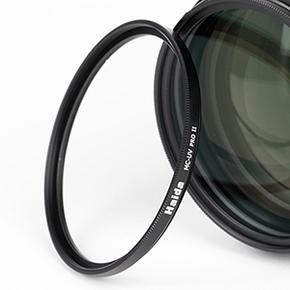 HAIDA MC UV  (PRO II) 46mm