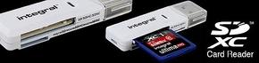 Integral  Dual Slot SD/MicroSD card reader USB2.0