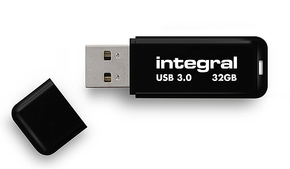 Integral 32GB Noir USB3.0 Flash Drive
