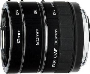 Kenko tussenringset Sony AF (12/20/36mm)