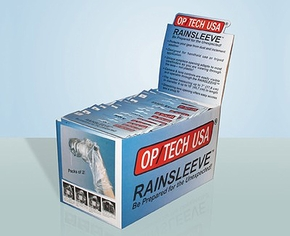 Rain Sleeve display 20 pcs