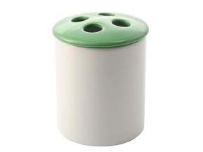Toothbrush holder Green set (12)