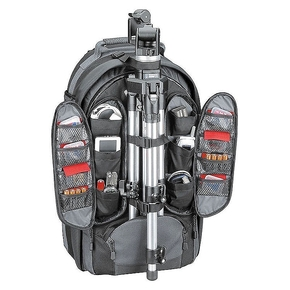 Expedition 8x  Backpack Black