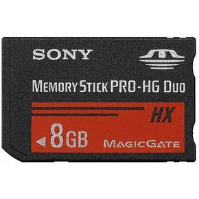 8GB Sony MemoryStick DUO PRO - HX