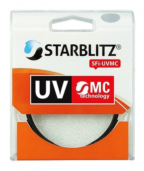 MC UV Filter 55mm