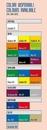 Identiteit fotopochetten in plastiek  (1000)