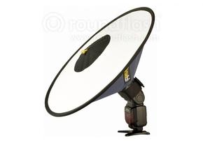 Roundflash Beauty Dish Light