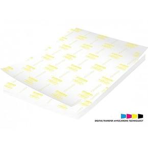 Transfer Paper A4 Laser Dark No Cut B-paper 100 sheets