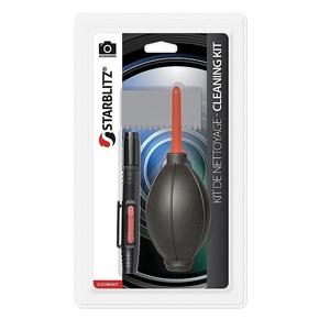 Starblitz Cleaning Kit (Airblower, Lenspen, Microfiber)