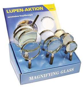 Dorr Aktion vergrootglas (12pcs) display